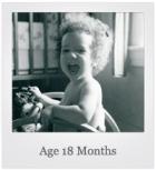 Rachel - Age 18 months