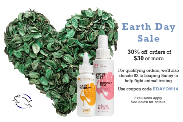 Earth Day Sale! See below for details.