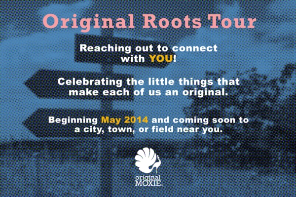 Original Moxie's Original Roots Tour